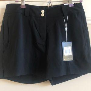 Nike Golf 🏌️♀️tour performance black shorts 6